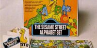 The Sesame Street Alphabet Set
