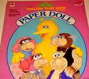 Follow That Bird Paper Doll