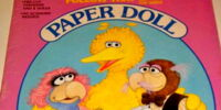 Follow That Bird Paper Doll