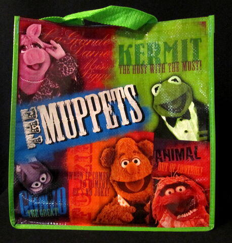 File:2012 disney store reusable bag muppet cast.jpg