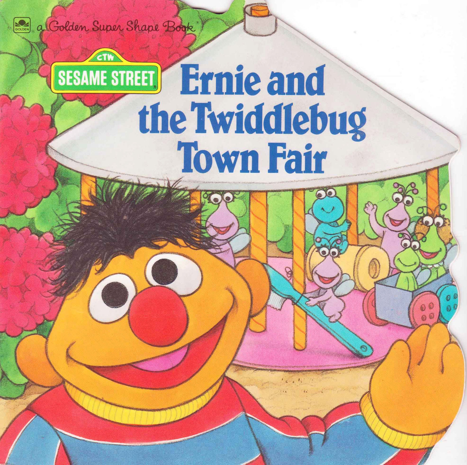 ernie and the twiddlebug town fair muppet wiki fandom powered