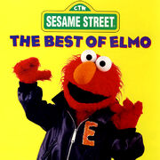 The Best of Elmo (CD)