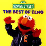 The Best of Elmo (CD)