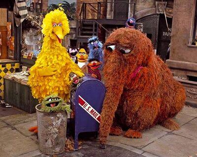 SS Season 5 Muppets only cast photo