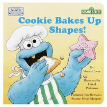 Cookie Bakes Up Shapes!