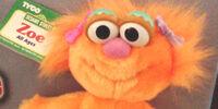 Sesame Street plush (Tyco)