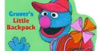 Grover's Little Backpack