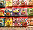 Sesame Street mini towels (Universal Studios Japan)