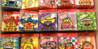 Sesame Street mini towels (Universal Studios Japan)
