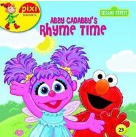 AbbyCadabbysRhymeTimePixiBooks