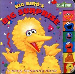 Big bird's big surprise tabs