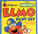 Elmo Play Set