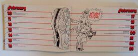 Muppet Diary 1980 - 10