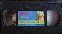Spanish muppets vhs