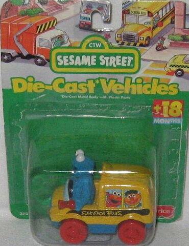 File:Fisher-price 1996 die-cast cookie monster bus.jpg