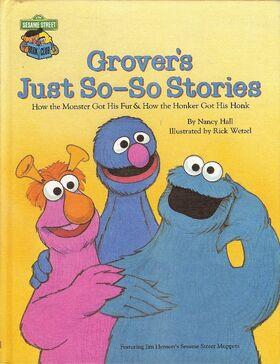 GroversJustSoSoStories