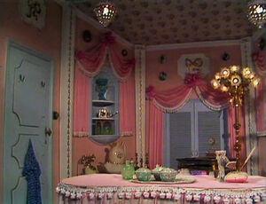 Piggy-dressingroom