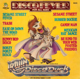 Disco Fever Irwin Disco Duck