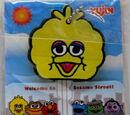 Sesame Street key covers