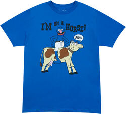 Im-on-a-Horse-Cow-Sesame-Street-Shirt