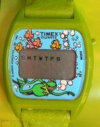 Timex kermit bubbles 1