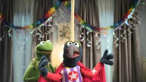 Kermit's Party - Episode 2 Gonzo Stunt Spectacular!