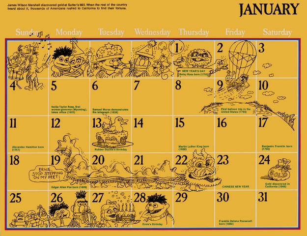 File:1976 sesame calendar 01 january 2.png