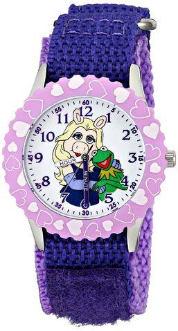 File:Ewatchfactory 2014 Piggy and Kermit Stainless Steel Watch.jpg