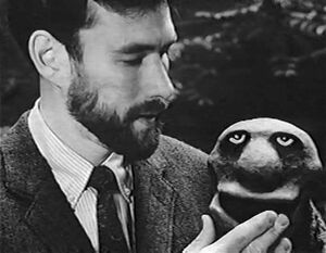 Jim and Yorick