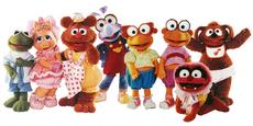 Muppet Babies walk-arounds