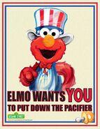 Uncle Elmo wants you