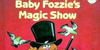 Baby Fozzie's Magic Show