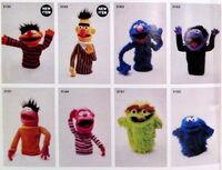 Child guidance 1977 catalog sesame puppets