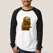 Zazzle rowlf thinking shirt