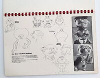 Muppet character book 9