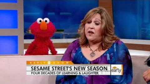 Elmo Reacts to Katy Perry Controversy