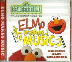 Elmo Makes Music (soundtrack)