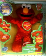 Fisher-price 2010 hokey pokey elmo re-release from 2003 a