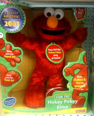 File:Fisher-price 2010 hokey pokey elmo re-release from 2003 a.jpg