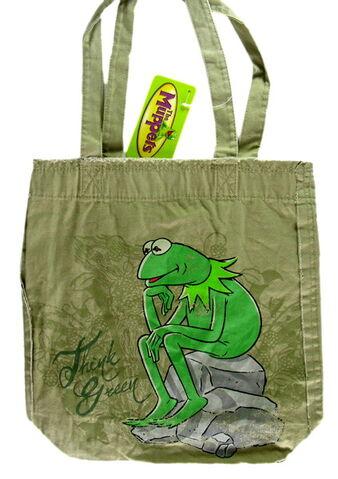 File:2009 disney store global design kermit tote bag.jpg