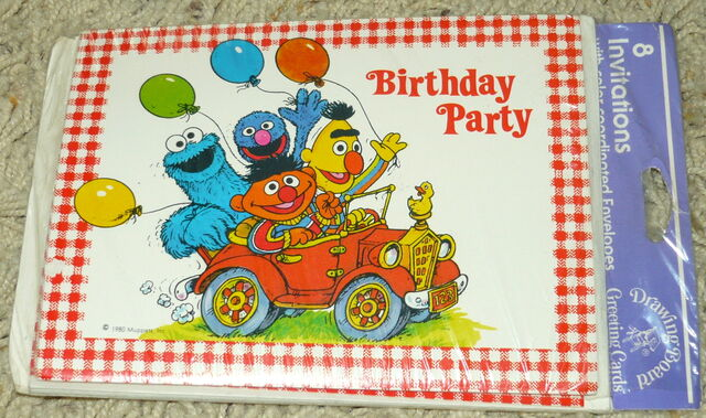 File:Drawing board 1980 sesame party invitations.jpg