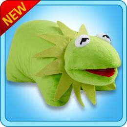 PillowPetsSquare Kermit2NEW