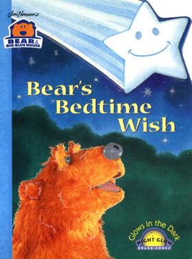 Book.Bear's Bedtime Wish