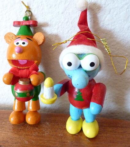File:Enesco dakin muppet babies christmas ornaments 1.jpg