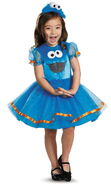 Disguise 2016 deluxe tutu cookie monster