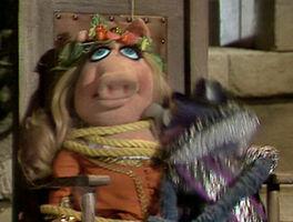 Kiss Gonzo Piggy TMS323