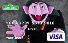Sesame debit cards 25 count