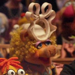Annie Sue wedding hat