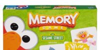 Memory Game: Sesame Street Edition