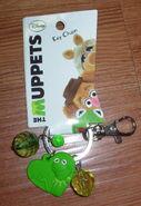 Hanover accessories kermit heart keychain